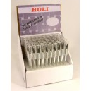 HO250BOX - CUTTER NR 1 + BLADE (60 PCS IN DISPLAY BOX)