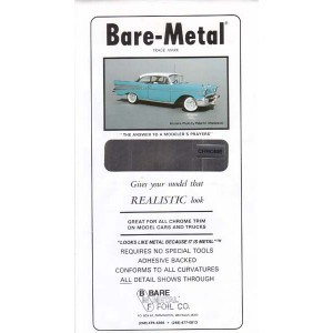 BM001 - BARE METAL FOIL CHROME