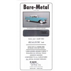 BM004 - BARE METAL FOIL ULTRA CHROME